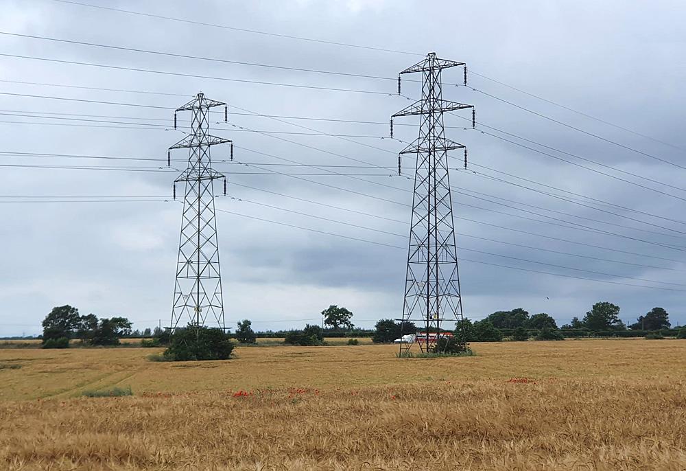 interchange 55 pylons